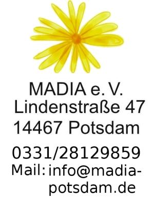 Madia, Lindenstr. 47, 14467 Potsdam